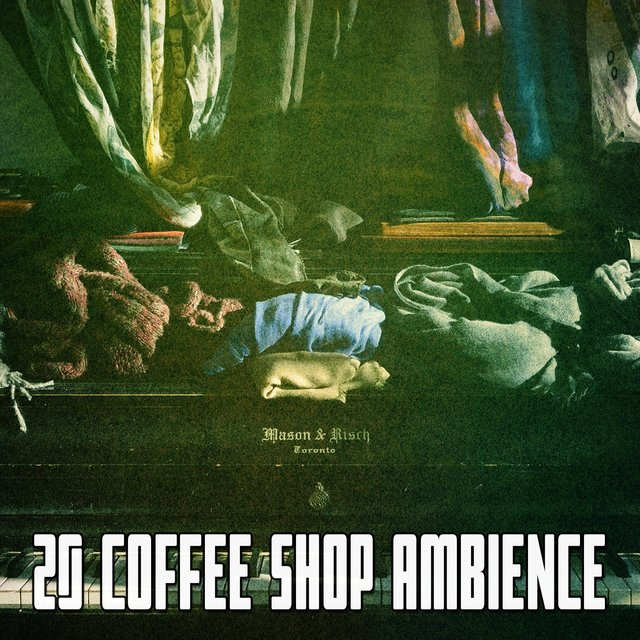 20 Coffee Shop Ambience