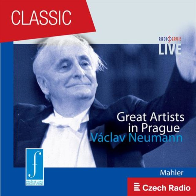 Great Artists in Prague: Václav Neumann / Mahler - Live at the Prague Spring Festival