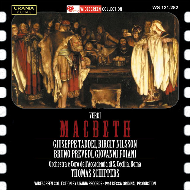 Verdi: Macbeth (Live)