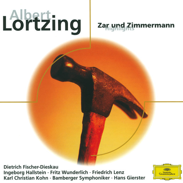 Lortzing: Zar und Zimmermann (Highlights)