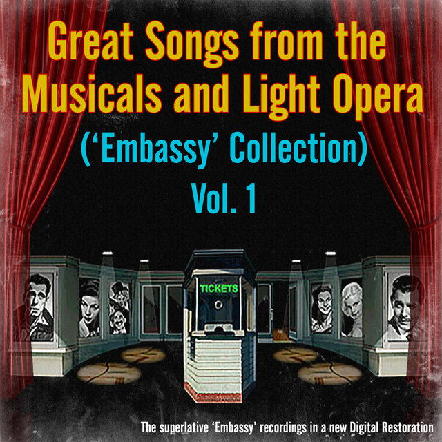 Great Songs from the Musicals and Light Opera ('embassy' Collection) Vol. 1