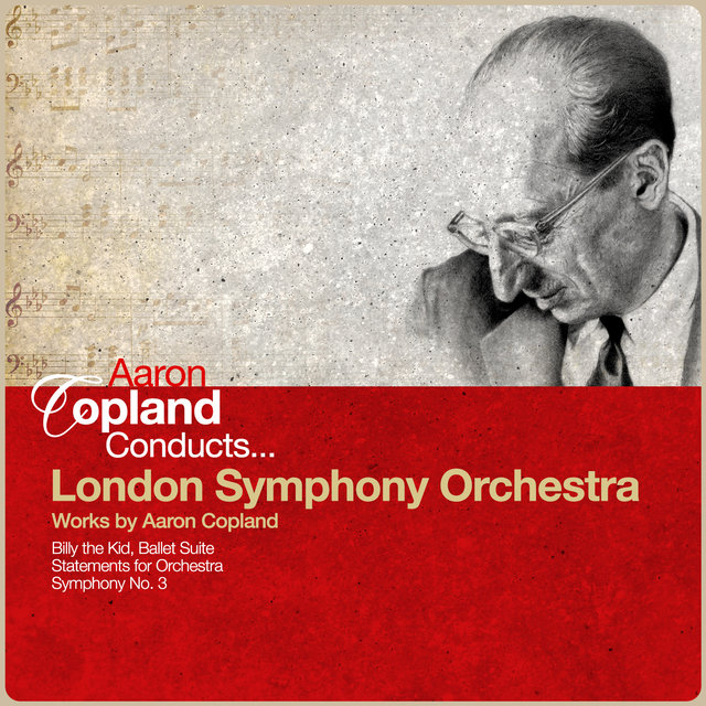 Aaron Copland Conducts... London Symphony Orchestra