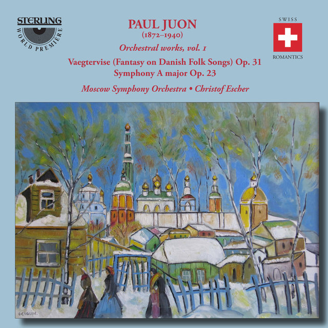 Juon: Orchestral Works, Vol. 1