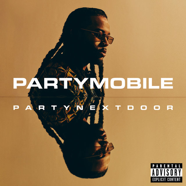 Cover art for album  by PARTYNEXTDOOR, Rihanna
