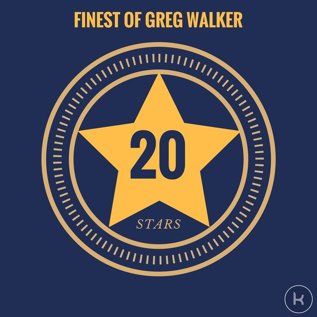 20 Stars - Finest of Greg Walker