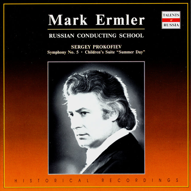 Russian Conducting School: Mark Ermler, Vol. 2