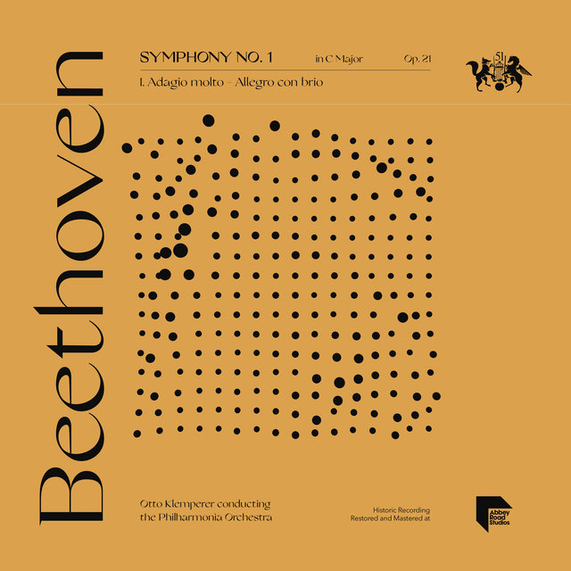 Beethoven: Symphony No. 1 in C Major, Op. 21: I. Adagio molto - Allegro con brio