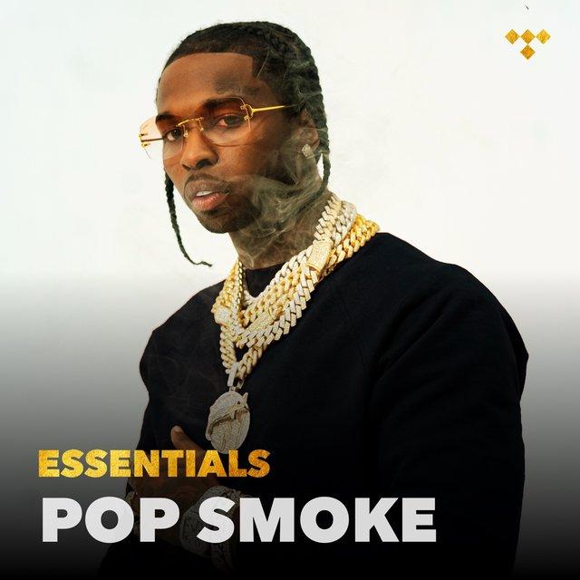 Cover art for album Pop Smoke Essentials by TIDAL