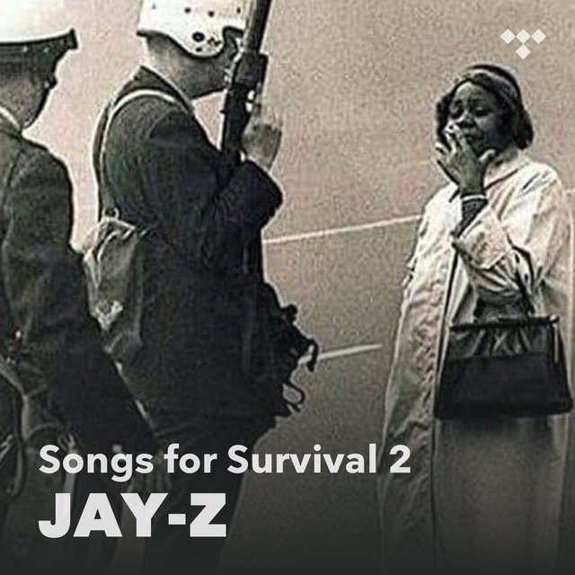 Cover art for album JAY-Z: Songs for Survival 2    by JAY-Z