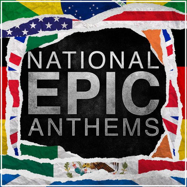 Epic National Anthems, Volume 1