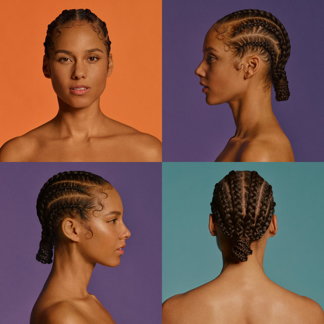Cover art for album ALICIA by Alicia Keys