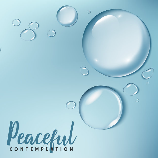 Peaceful Contemplation - Stress Relief, Easy Rest, Inner Harmony and Balance