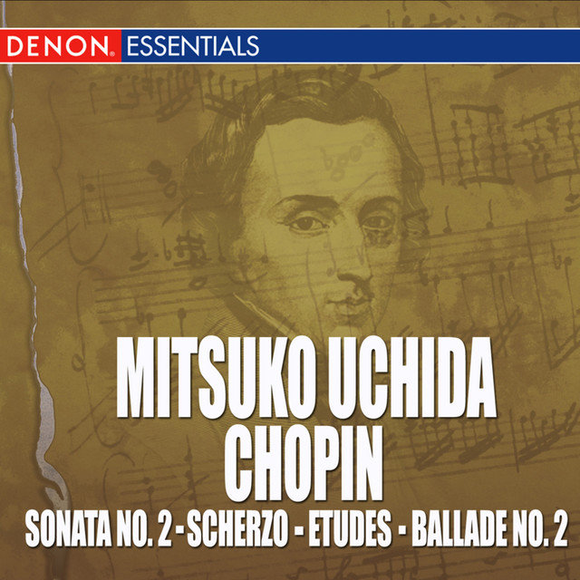 Uchida plays Chopin