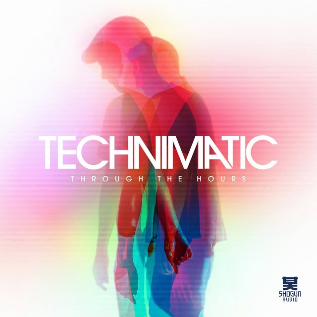 Cover art for album Through the Hours by Technimatic