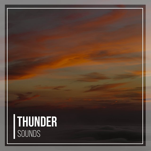 Natural Thunder Background Sounds