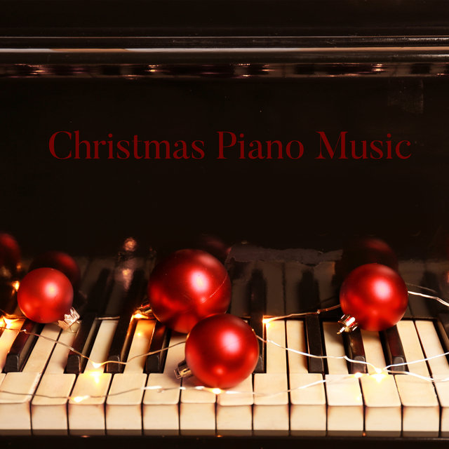 Christmas Piano Music: Peaceful Classical Piano Pieces, Romantic Fireplace Jazz, Relaxing Winter Ambience