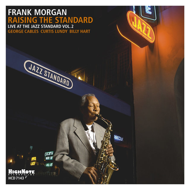 Raising the Standard (Live at the Jazz Standard, Vol. 2)