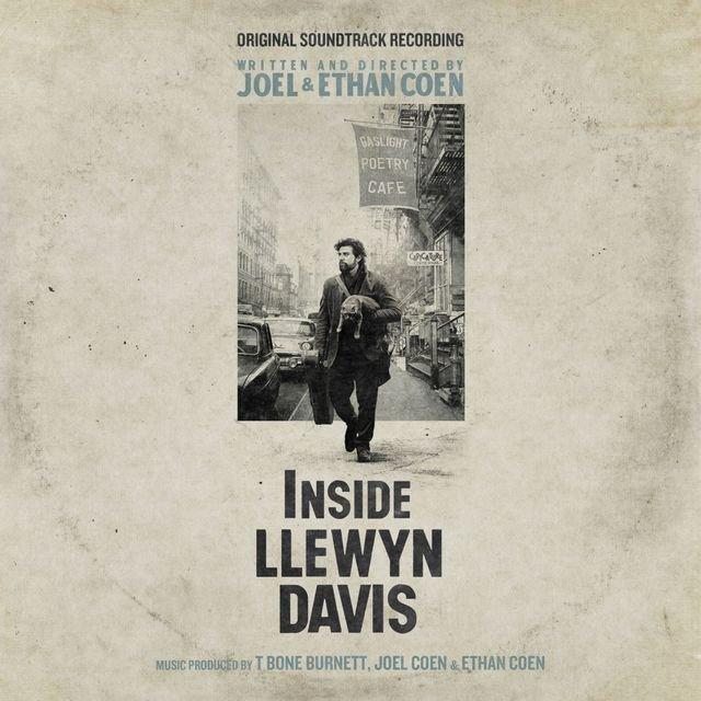 Cover art for album Inside Llewyn Davis: Original Soundtrack Recording by Inside Llewyn Davis