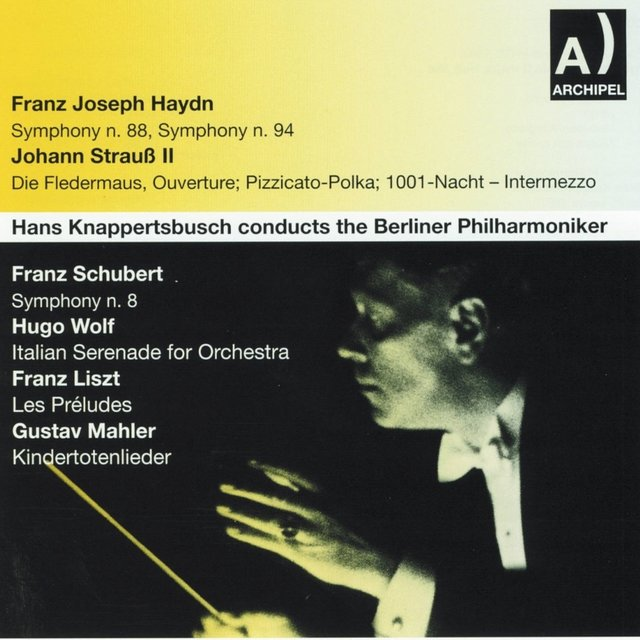 Hans Knappertsbusch Conducts the Berliner Philharmoniker