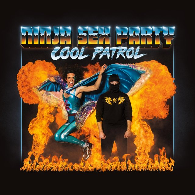 Cover art for album Cool Patrol by Ninja Sex Party