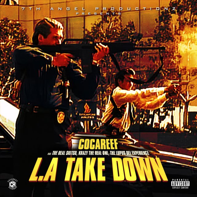 La Take Down (feat. The Real Skitso, krazy the Real One & the Lupus Dei Experience)