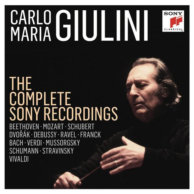 Carlo Maria Giulini - The Complete Sony Recordings