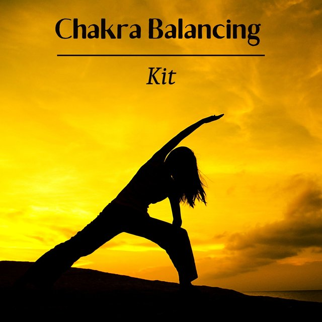 Chakra Balancing Kit - Relaxing Music for Therapy Starter Collection, Meditation with Healing Crystals, 7 Chakra Stones