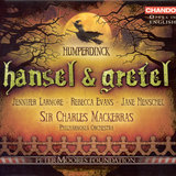 Hansel und Gretel , Act I: Goosey goosey gander, the mouse in the straw (Gretel, Hansel) [Sung in English]