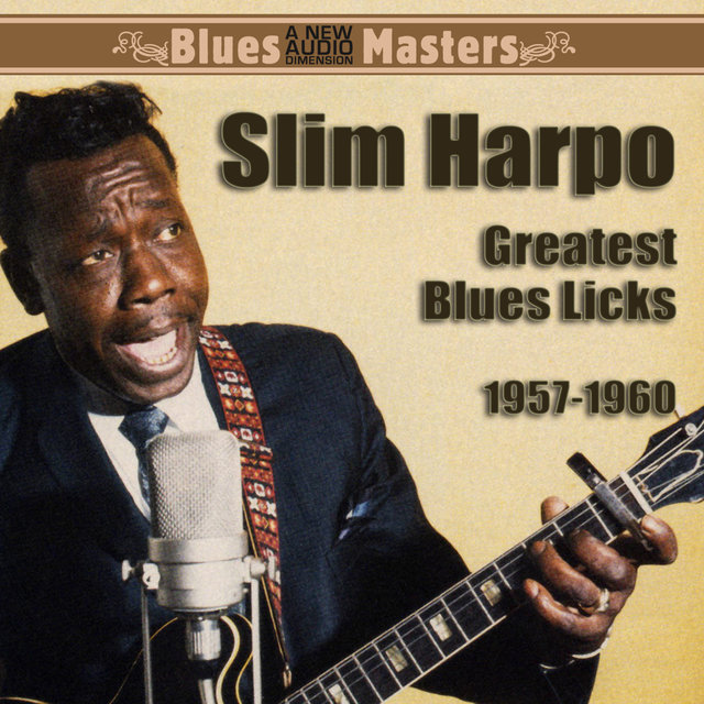 Greatest Blues Licks (1957-1960)