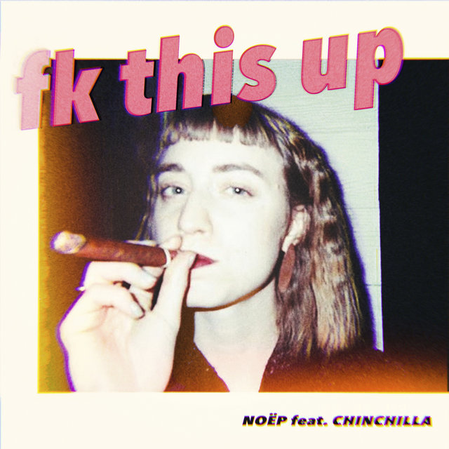 Cover art for album  by NOËP, Chinchilla