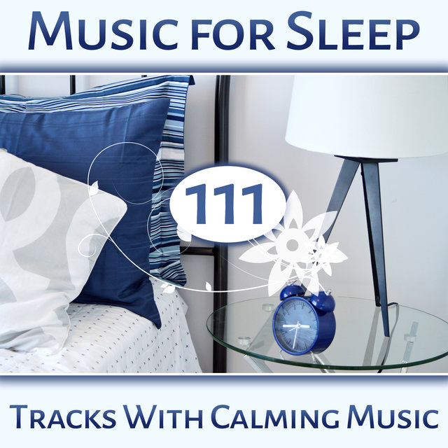 Music for Sleep (111 Tracks with Calming Music): Massage, Zen, Meditation, New Age, Healing Sound, Relaxation, Spa Soundtracks