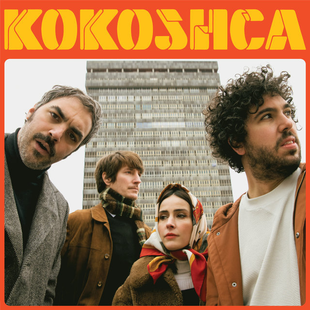 Cover art for album KOKOSHCA by Kokoshca