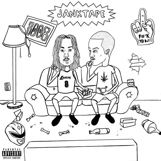 Cover art for album Janktape Vol. 1 by Buddy, Kent Jamz