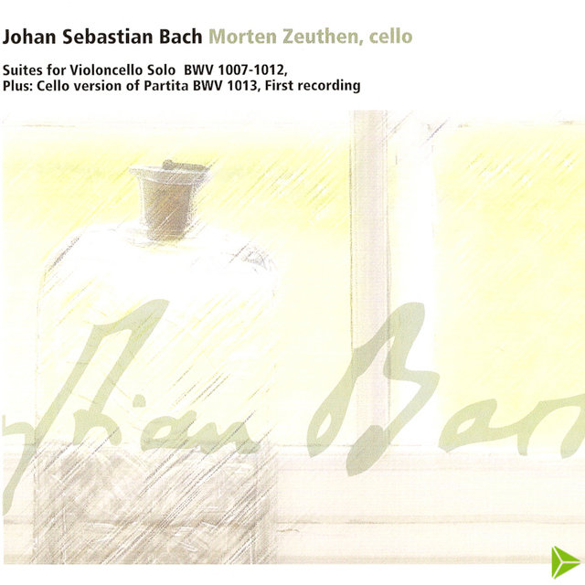 J. S. Bach Suites for Violoncello Solo