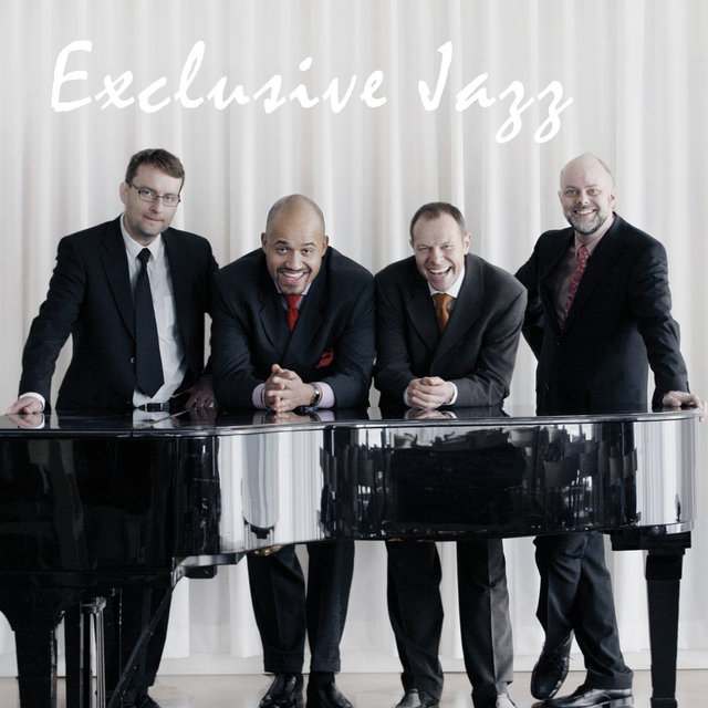 Cover art for album Exclusive Jazz by Exclusive Jazz