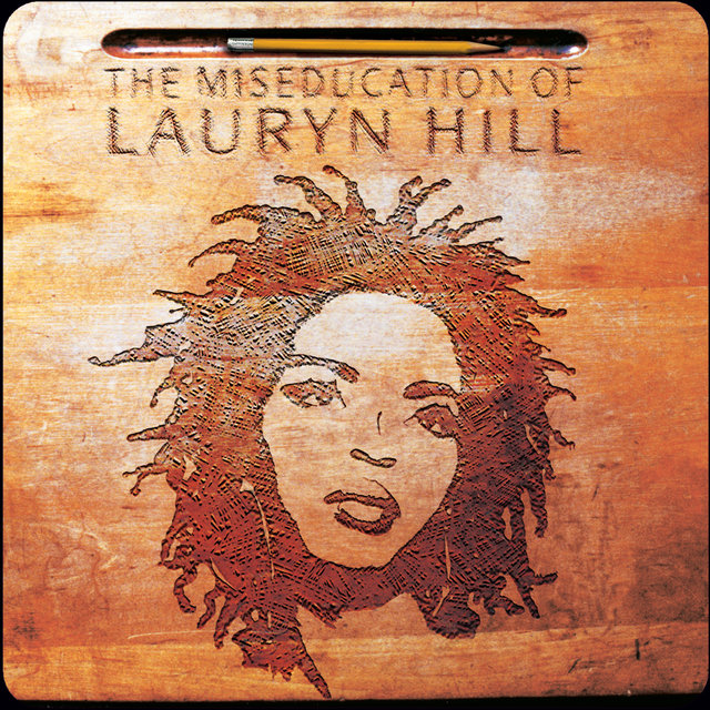Cover art for album The Miseducation of Lauryn Hill by Ms. Lauryn Hill
