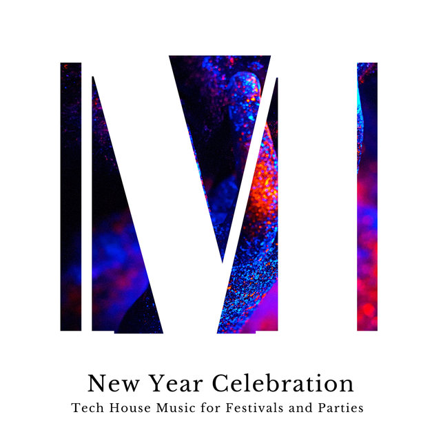 New Year Celebration - Tech House Music For Festivals And Parties