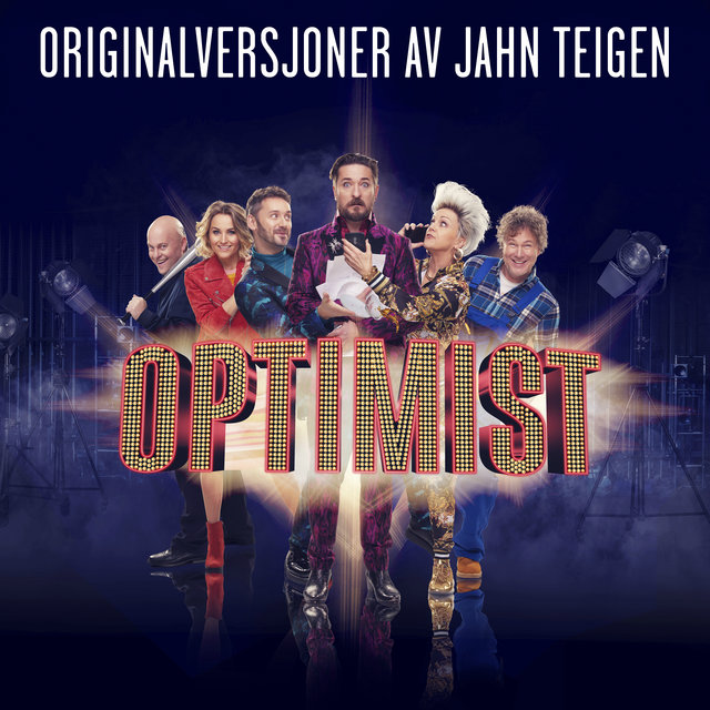 Originalversjoner av Jahn Teigen - Optimist