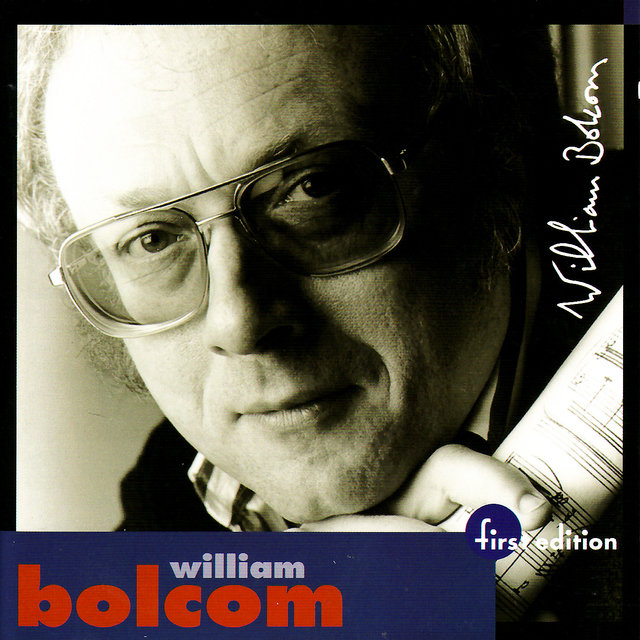 William Bolcom: Symphony No. 1, Symphony No. 3 & Seattle Slew Orchestral Suite