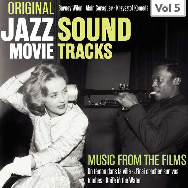 Original Jazz Movie Soundtracks, Vol. 5