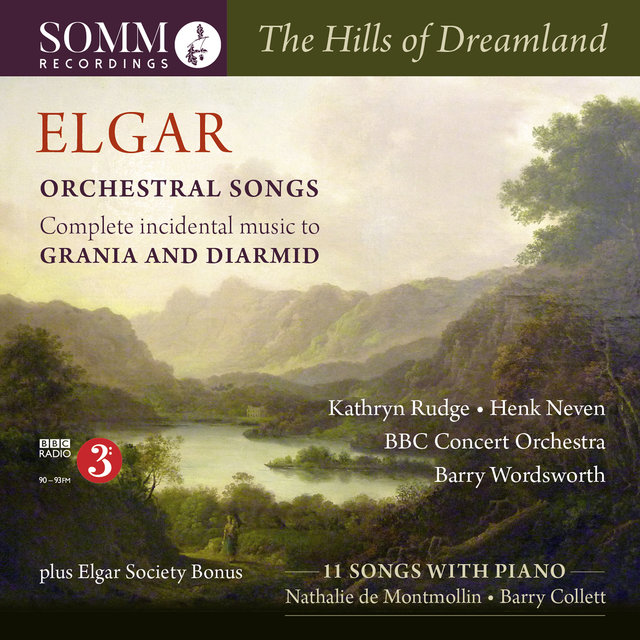 Elgar: Orchestral Songs
