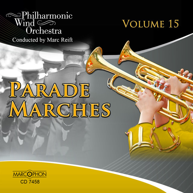 Parade Marches Volume 15