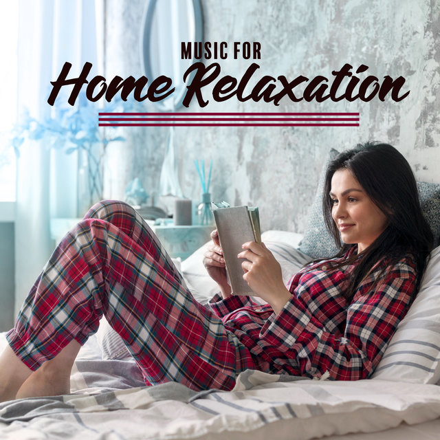 Music for Home Relaxation - Mellow Jazz for Lazy Weekend with Book and Tea
