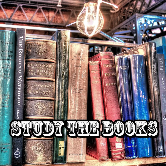 Study The Books
