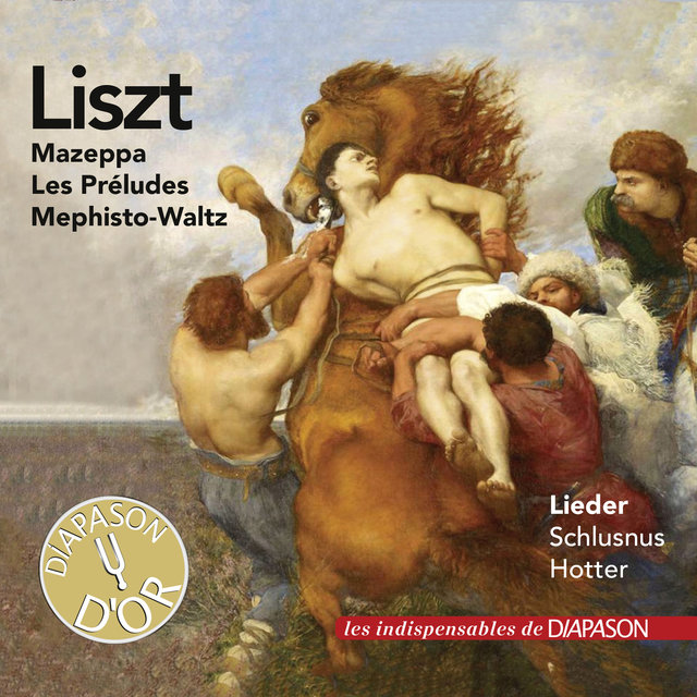 Liszt: Orchestral Works and Songs