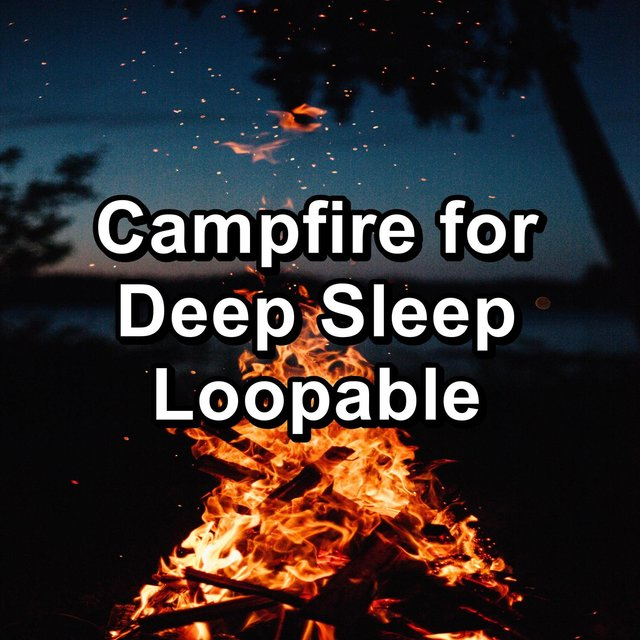 Campfire for Deep Sleep Loopable