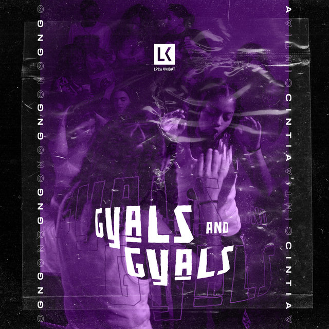 Cover art for album Gyals And Gyals by Cíntia