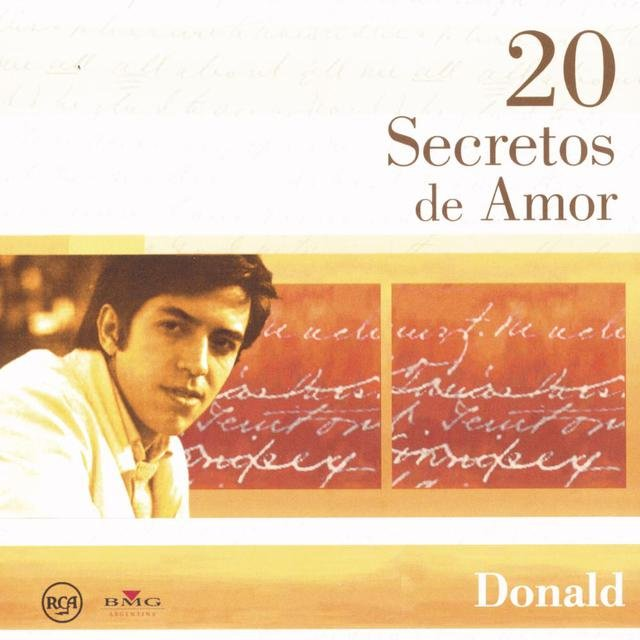 20 Secretos De Amor - Donald