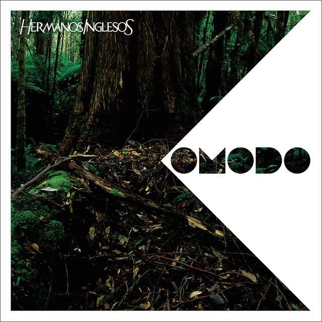 Cover art for album Komodo by Hermanos Inglesos