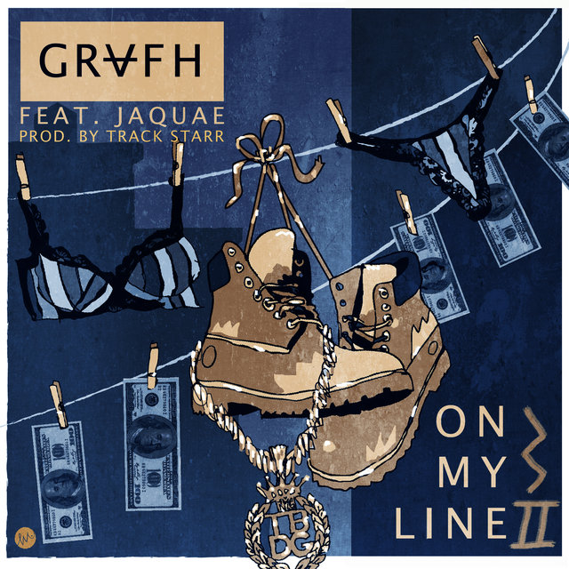 On My Line 2.0 - Single